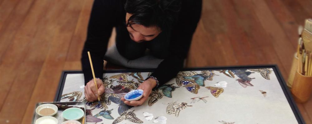 日本画家 中野大輔