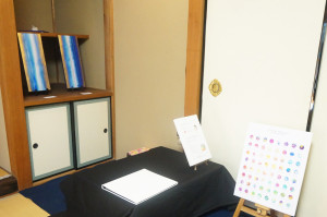 色彩体験イベント(色彩作家・内藤麻美子)