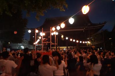 2018盆踊りin佛光寺
